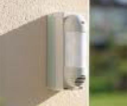 détecteur de présence extérieur