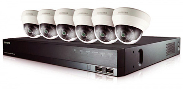 Kit vidéo surveillance